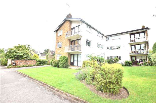 2 Bedrooms Flat for sale in Spa Court, Overton Park Road, Cheltenham, GL50 3BS