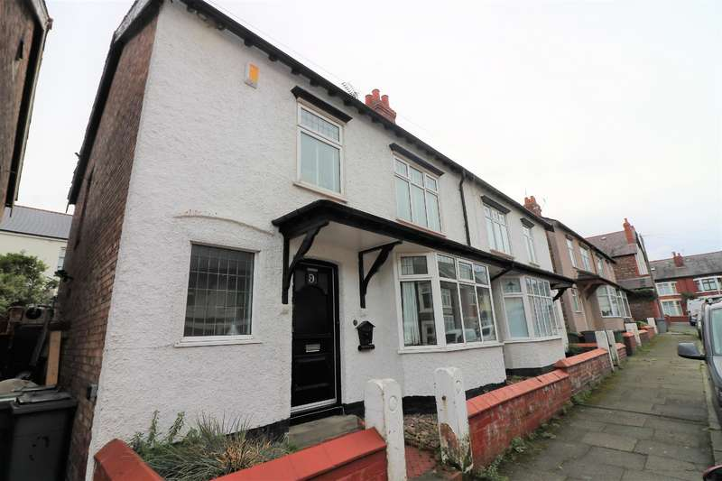 3 Bedrooms Semi Detached House for sale in Beckenham Road, Wallasey, CH45 2NZ
