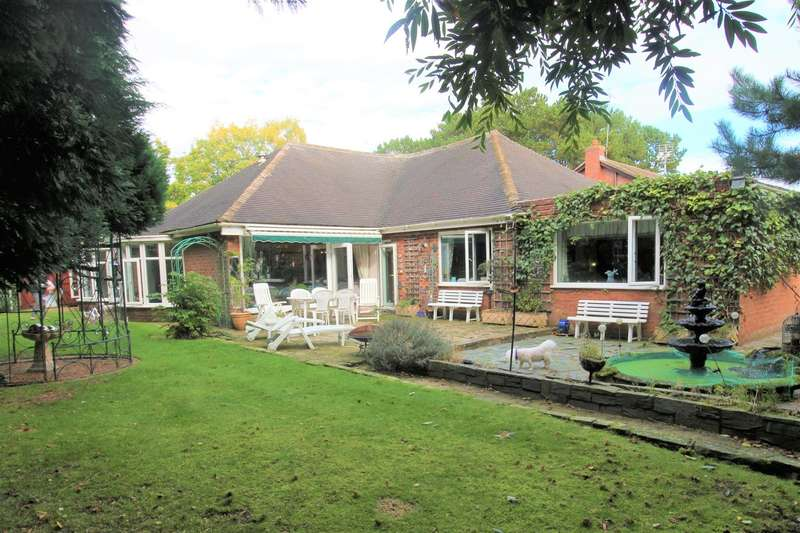 4 Bedrooms Detached Bungalow for sale in Vyner Road South, Oxton, Wirral, CH43 7PW