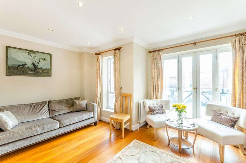 3 Bedrooms House for sale in Berridge Mews, West Hampstead, NW6