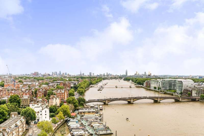 Studio Flat for sale in Worlds End Estate, Chelsea, SW10