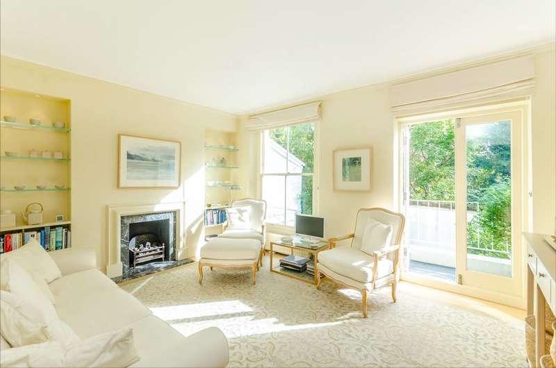2 Bedrooms Flat for sale in Heath Villas, Hampstead, NW3