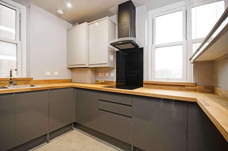2 Bedrooms Flat for sale in Homerton High Street, Homerton, E9