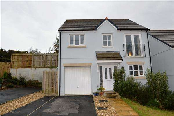 3 Bedrooms Detached House for sale in FALMOUTH