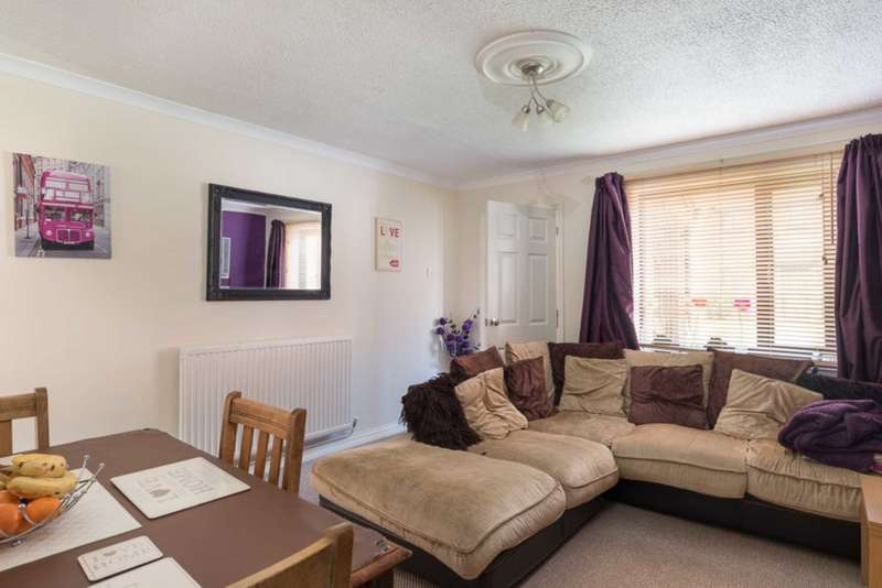 2 Bedrooms Semi Detached House for sale in Donnington, Bradville