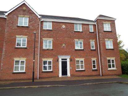 2 Bedrooms Flat for sale in Forsythia Drive, Clayton-Le-Woods, Chorley, Lancashire