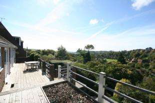 3 Bedrooms Bungalow for sale in Michel Dene Road, East Dean, Eastbourne, East Sussex