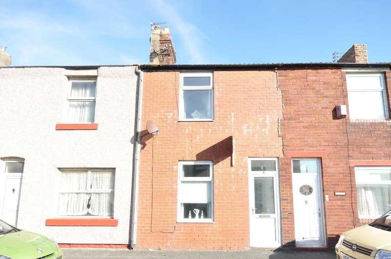 2 Bedrooms Terraced House for sale in Wyre Street, Fleetwood, Lancashire, FY7 6SD