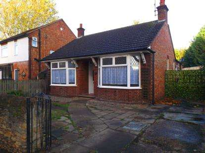 2 Bedrooms Bungalow for sale in New Road, Peterborough, Cambridgeshire