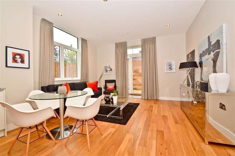 1 Bedroom Ground Flat for sale in Research House , Frasar Road, Perivale, UB6 7AQ