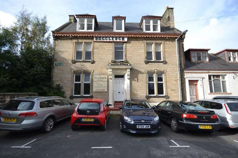 5 Bedrooms Bungalow for sale in Buccleuch Hotel, 1 Trinity Street Hawick, TD9 9NR