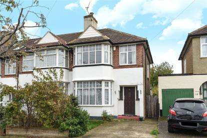 3 Bedrooms End Of Terrace House for sale in Holmdale Road, Chislehurst