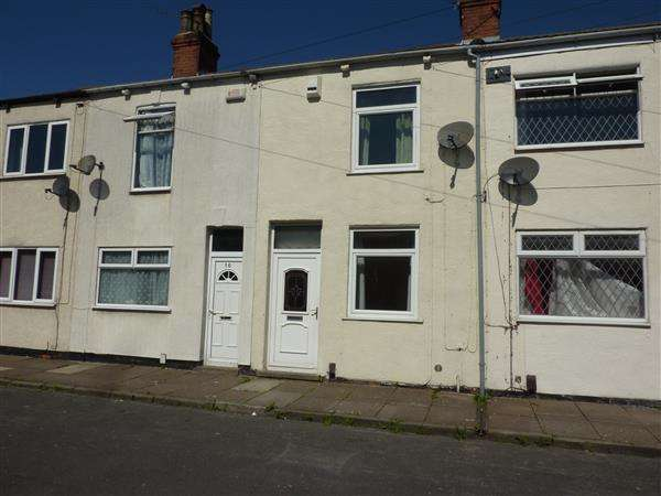 2 Bedrooms Terraced House for sale in HAYCROFT AVENUE, GRIMSBY
