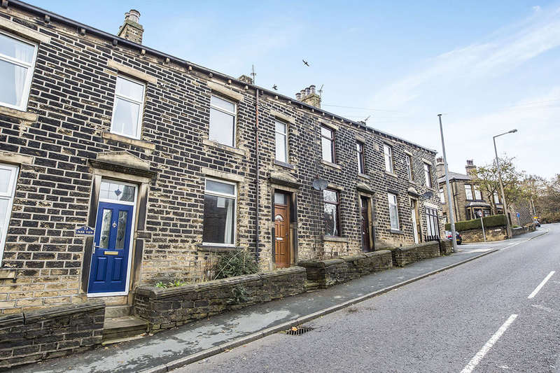 3 Bedrooms Terraced House for sale in Park View, Sowerby Bridge, HX6