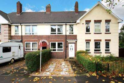 2 Bedrooms Terraced House for sale in Woolley Wood Road, Shiregreen, Sheffield