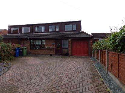 4 Bedrooms Semi Detached House for sale in Wigan Road, Leigh, Greater Manchester