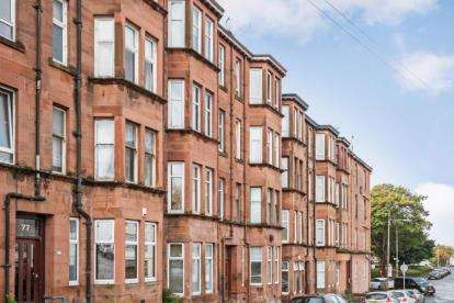 1 Bedroom Flat for sale in Tankerland Road, CATHCART, Glasgow