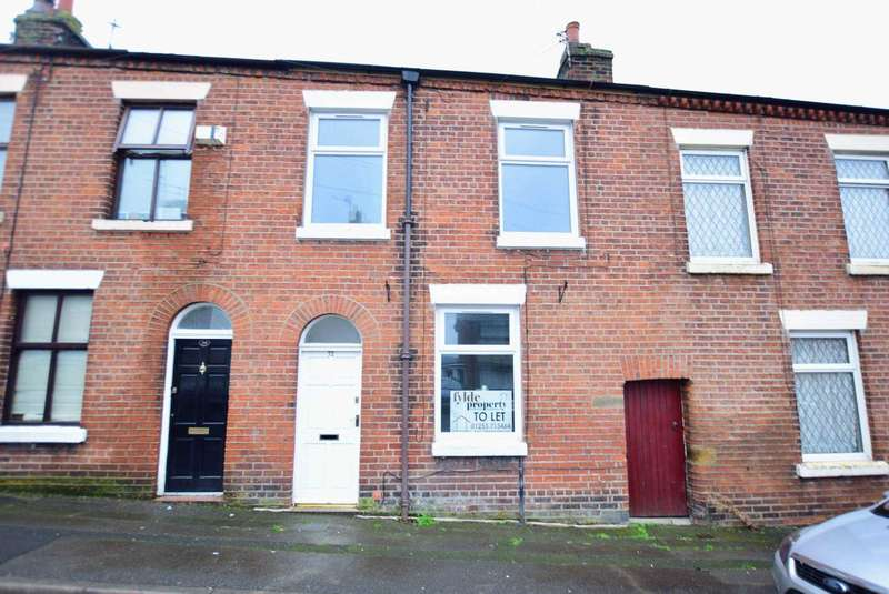 2 Bedrooms Terraced House for sale in Marsden Street, Kirkham