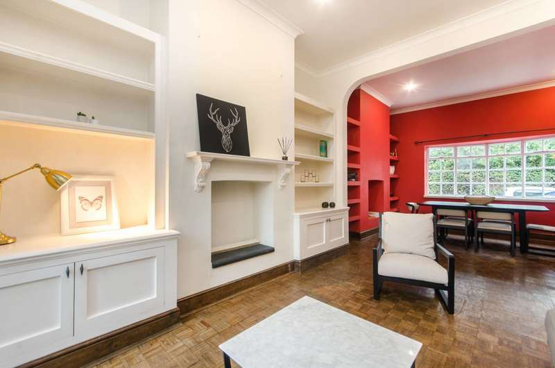 3 Bedrooms Terraced House for sale in Gratton Terrace, Cricklewood, NW2