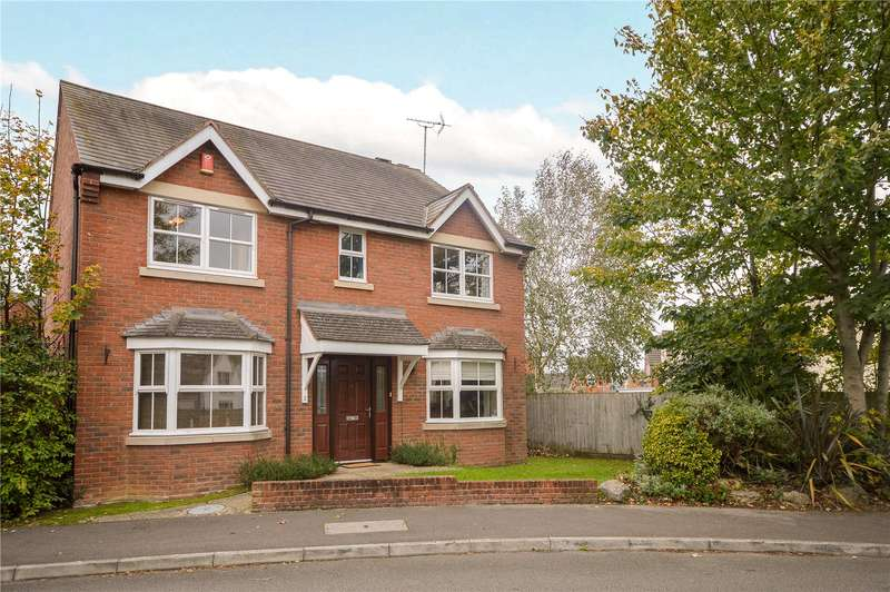 4 Bedrooms Detached House for sale in Uptons Garden, Whitminster, Gloucester, Gloucestershire, GL2