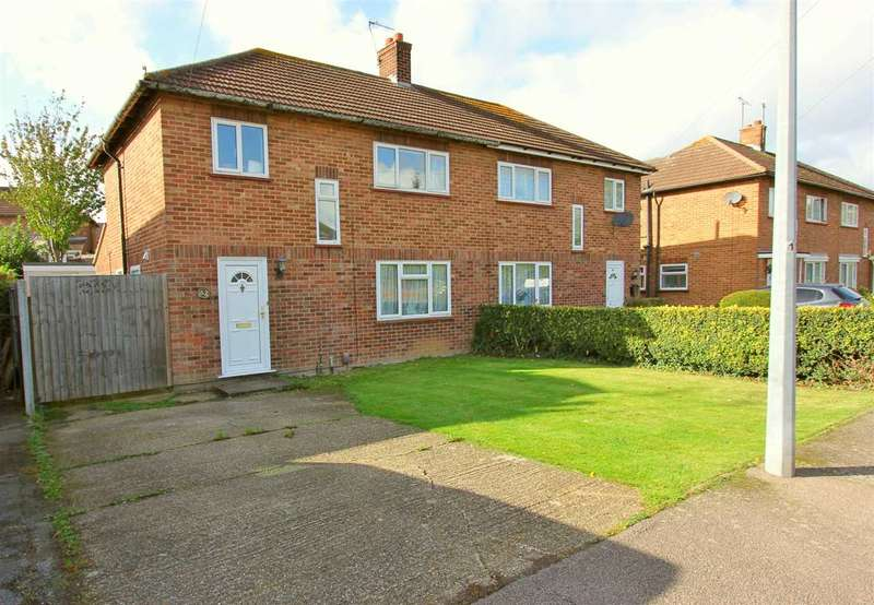 3 Bedrooms Semi Detached House for sale in Rudsdale Way, Prettygate, Colchester