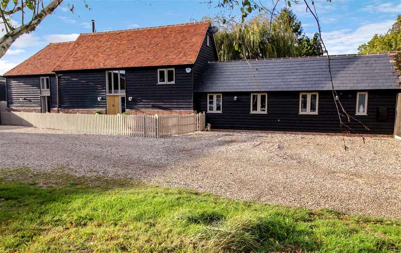 4 Bedrooms House for sale in Willow Barn, Clock house Road, Little Burstead