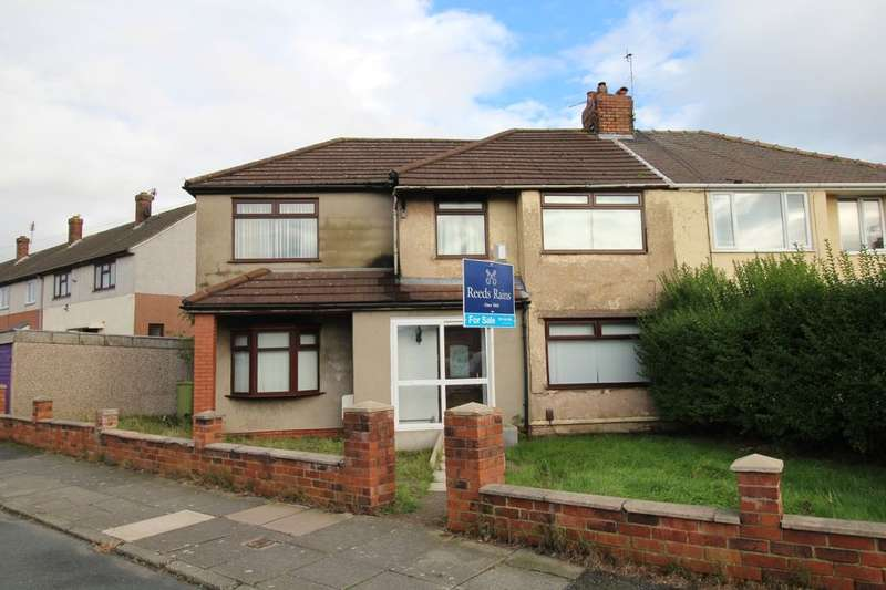 4 Bedrooms Semi Detached House for sale in Francis Close, Widnes, WA8