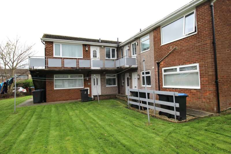 1 Bedroom Flat for sale in Abington, Ouston, Chester Le Street, DH2