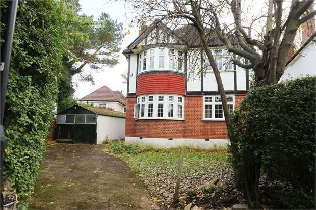 2 Bedrooms Maisonette Flat for sale in Pear Close, London