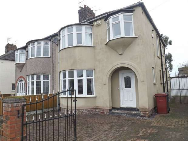 3 Bedrooms Semi Detached House for sale in Wallace Drive, Liverpool, Merseyside