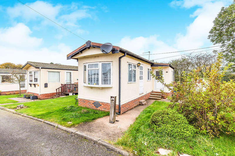 1 Bedroom Detached Bungalow for sale in St. Christophers Park St. Christophers Road, Ellistown, Coalville, LE67
