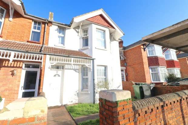5 Bedrooms Semi Detached House for sale in Cavendish Avenue, Eastbourne, BN22