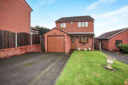 4 Bedrooms Detached House for sale in Corley View, Ash Green, Coventry