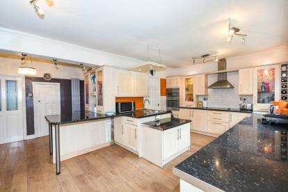 4 Bedrooms Detached House for sale in Station Road, Penketh, Warrington, Cheshire