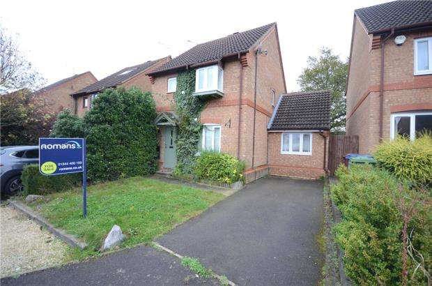 3 Bedrooms Link Detached House for sale in Astra Mead, Winkfield Row