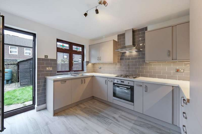 2 Bedrooms Terraced House for sale in The Highway, London E1W