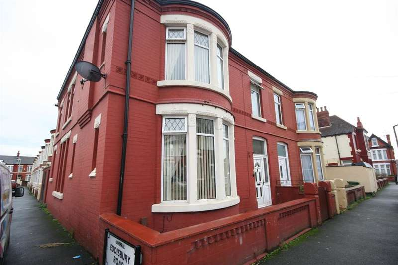 4 Bedrooms Semi Detached House for sale in Trinity Road, Wallasey, CH44 1BD