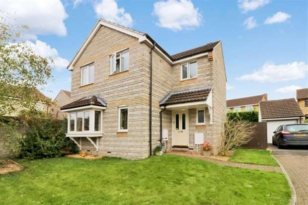 3 Bedrooms Detached House for sale in Forth Close, Street