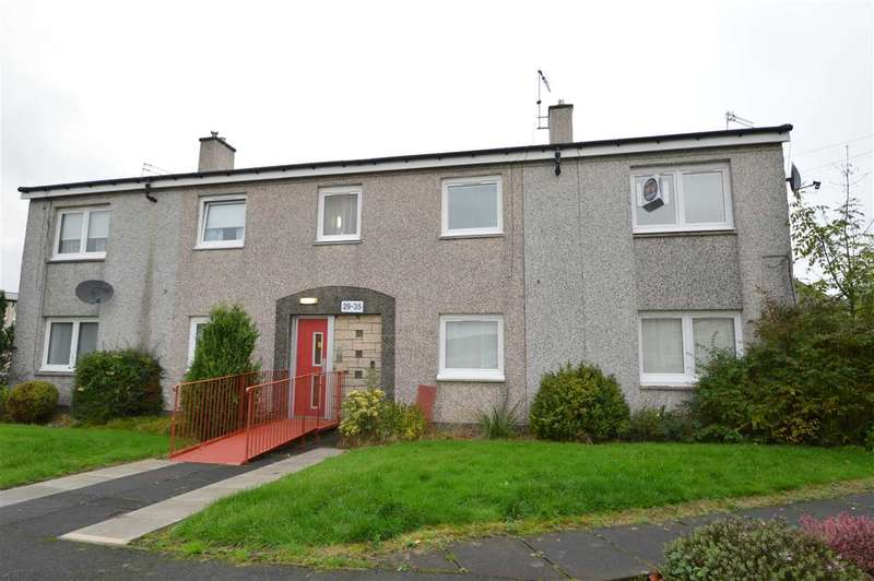 1 Bedroom Apartment Flat for sale in Mincher Crescent, Motherwell