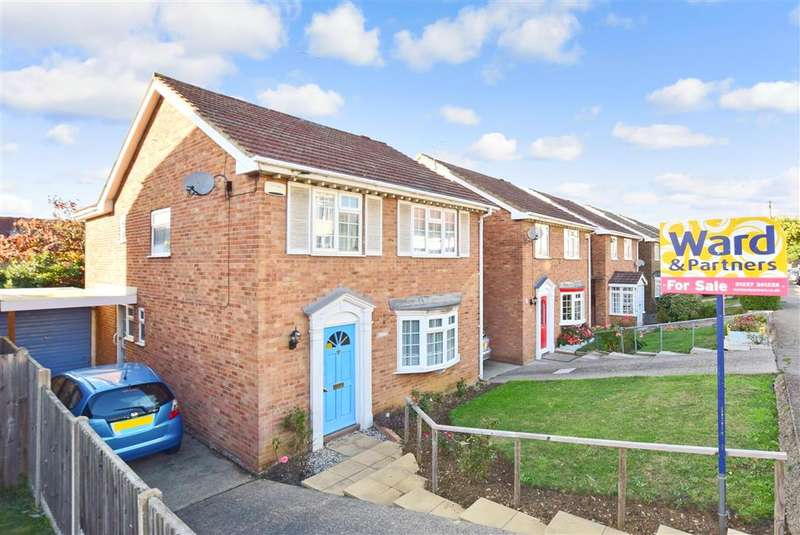 3 Bedrooms Detached House for sale in Tyndale Park, Herne Bay, Kent