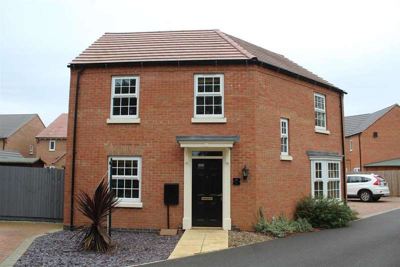 3 Bedrooms Detached House for sale in Charlotte Way, Peterborough