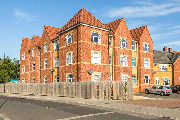 2 Bedrooms Apartment Flat for sale in Stonegate House Stonegate Mews, Doncaster, DN4