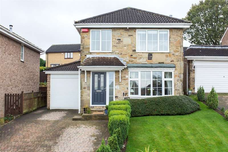 4 Bedrooms Detached House for sale in Adel Mead, Leeds, West Yorkshire, LS16
