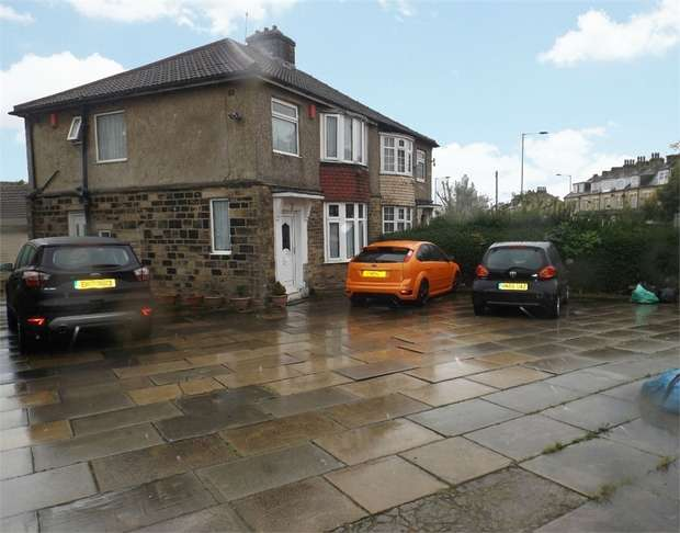 3 Bedrooms Semi Detached House for sale in Leeds Old Road, Bradford, West Yorkshire