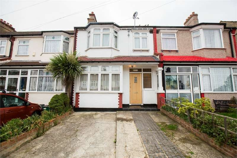 3 Bedrooms Terraced House for sale in Buller Road, THORNTON HEATH, Surrey