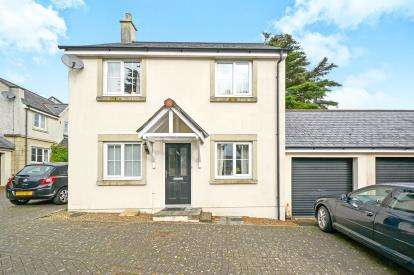 3 Bedrooms Link Detached House for sale in Gloweth, Truro, Cornwall