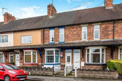 2 Bedrooms Terraced House for sale in Marston Road, Stafford, Staffordshire