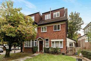 2 Bedrooms Flat for sale in Sherwood Park Road, Sutton, Surrey, Greater London