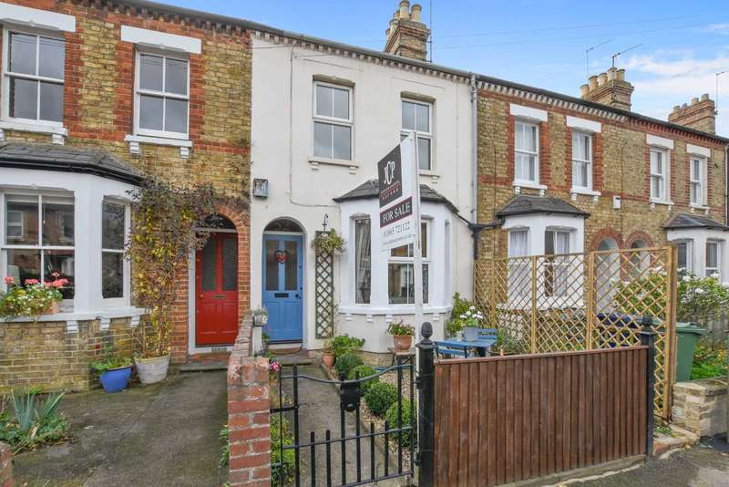 2 Bedrooms Terraced House for sale in Hertford Street, East Oxford