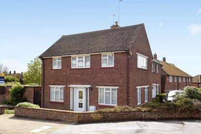 3 Bedrooms Semi Detached House for sale in Burrfield Drive, Orpington